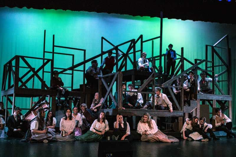 JSerra Theatre Students Celebrated at MACY Awards