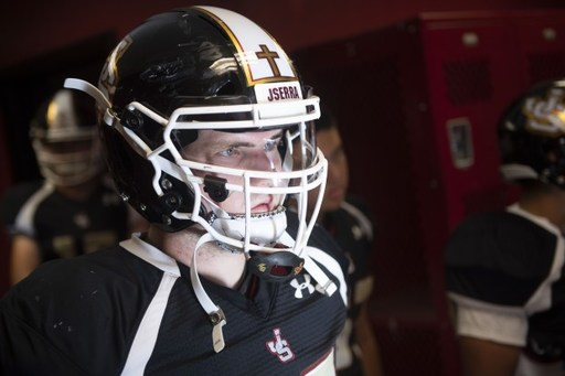 OC Register: 9 Brain Surgeries Can't Stop Football Player Zach Round