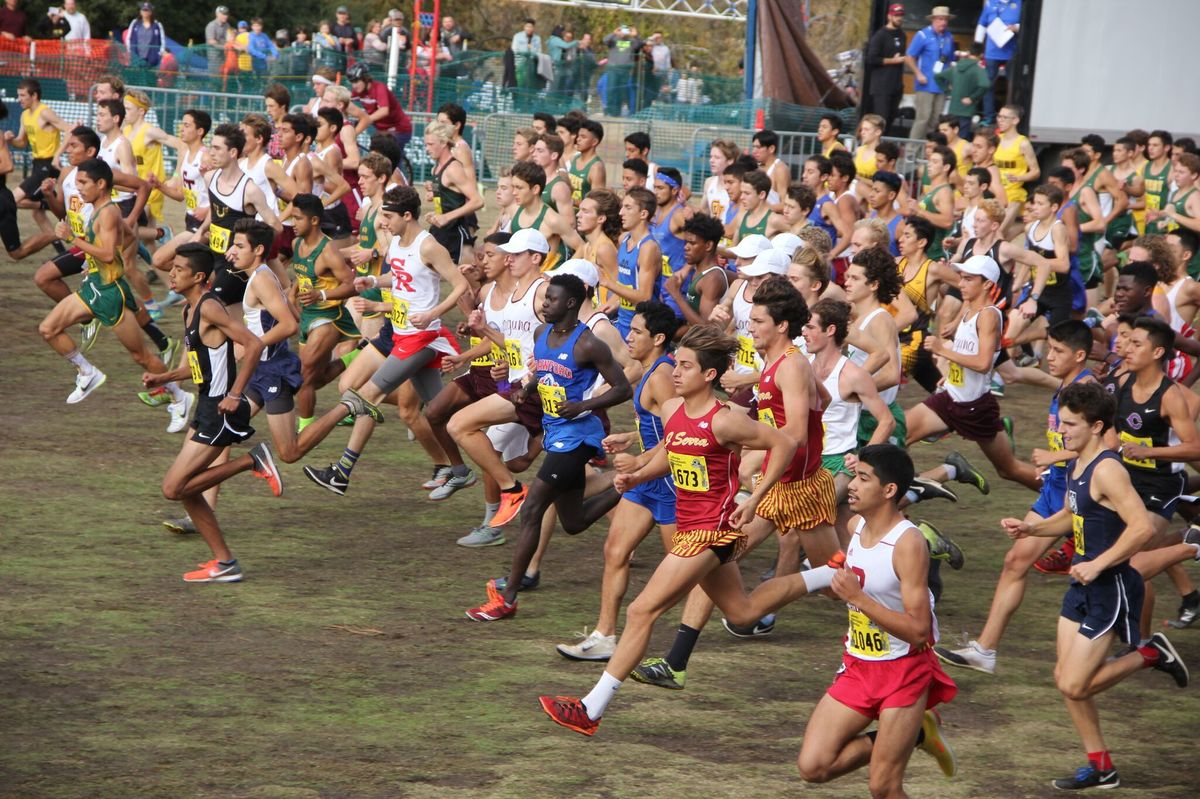 JSerra's Anthony Grover Wins Back-to-Back CIF State Cross Country Titles