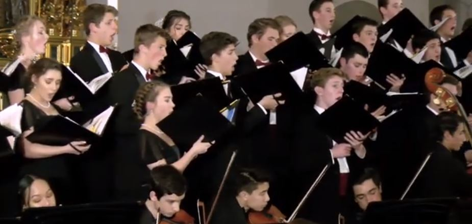 Watch Last Friday's Christmas Concert