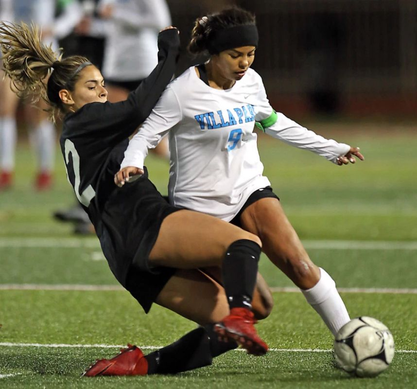 D'Aquila powers JSerra girls soccer past Villa Park and sets up showdown for Division 1 championship