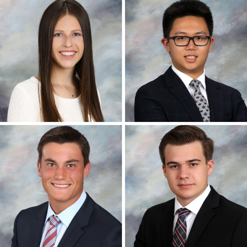 "OC Family: Four JSerra Seniors Make the 2019 List of ""Whiz Kids"""