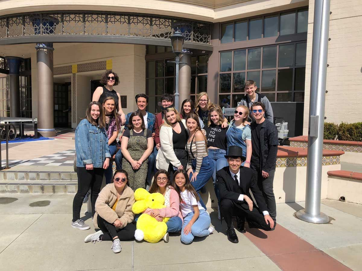 JSerra Students Earn Accolades at Highly Competitive Fullerton College Theatre Festival