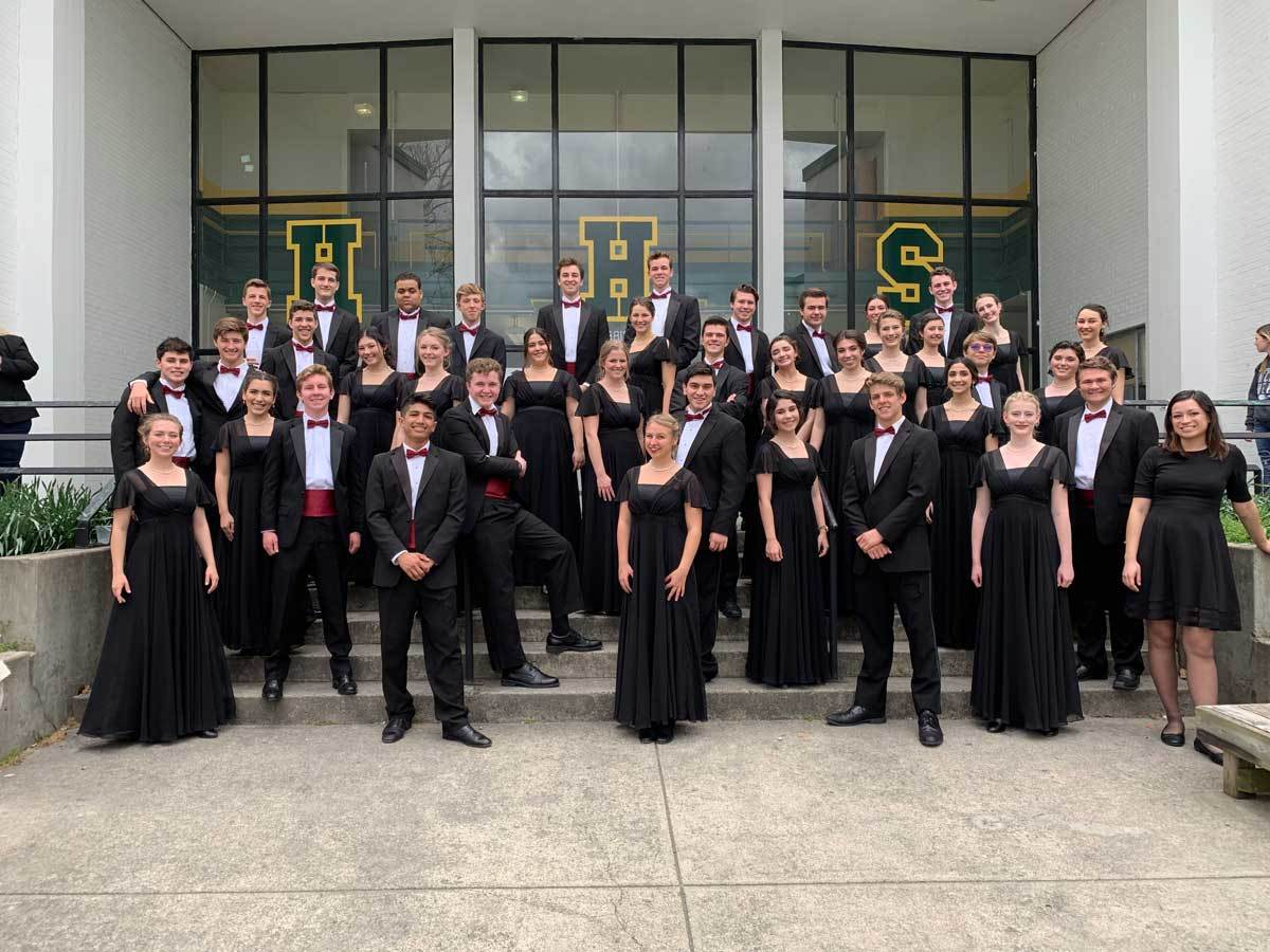 JSerra Chorale Wins First Place at WorldStrides Heritage Festival