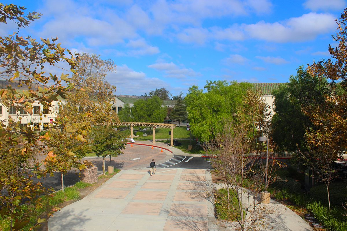 Photo of JSerra campus