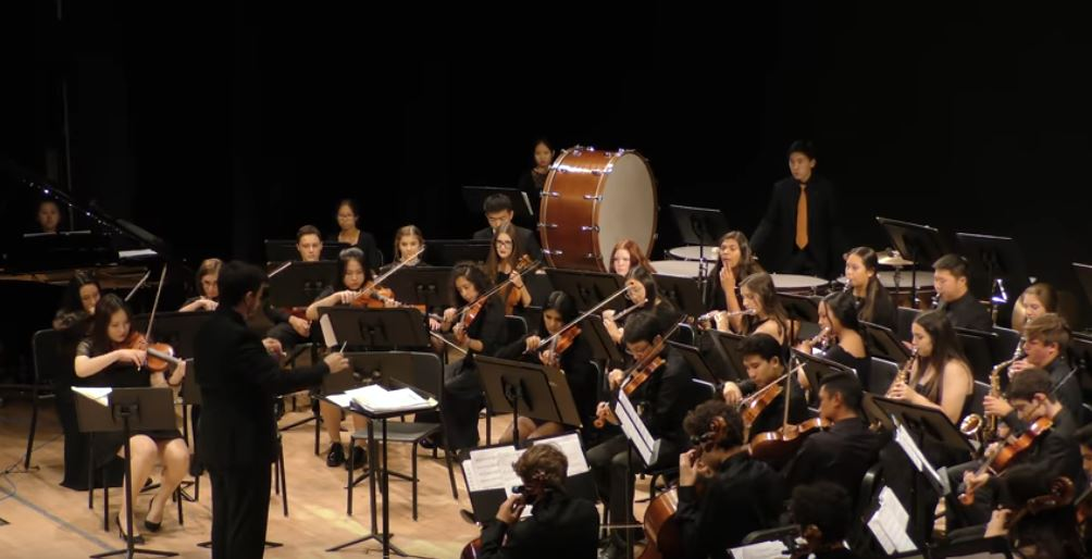 Watch JSerra Symphony Orchestra Fall Concert: The New World